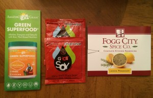 Spices and Superfood